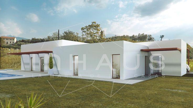 Las 25 mejores ideas sobre casas prefabricadas de - Mejores casas prefabricadas hormigon ...