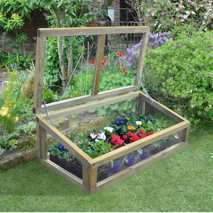 The 7 best Cold frames images on Pinterest | Conservatory, Green ...