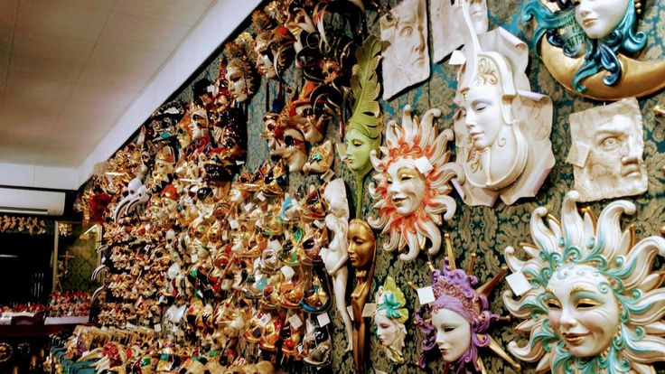 Paper-maché masks shop in Venice. . . . . #wishversilia #travel #travelpics #instatravel #instavacation #ilovetravel #italygram #italyphoto #italyiloveyou #postcardfromtheworld #traveling #vacation #visiting #instago #instagood #trip #holiday #photooftheday #instapassport #instatraveling #travelgram #travelingram #igtravel