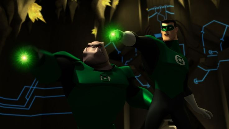 wallpaper images green lantern the animated series - green lantern the animated series category