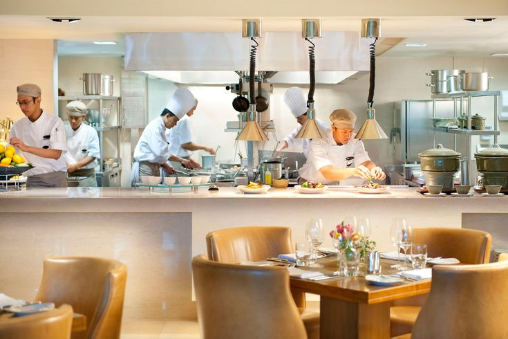 open kitchen restaurant - Google Search