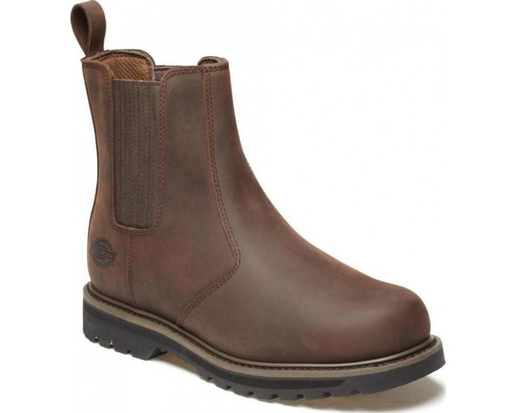 Dickies Trinity Dealer Boot - a stylish non safety work boot, designed purely to look good and feel great. Padded on the insole to offer excellent underfoot comfort.
