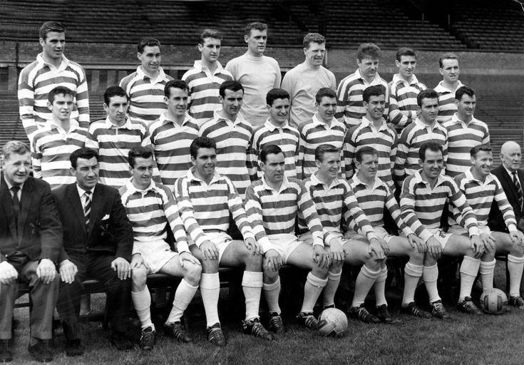 Celtic Team Line-Up 1962-63 - Pic