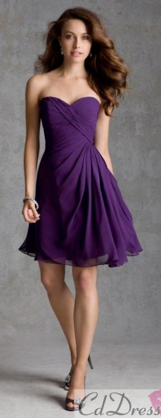 I wish I had this but in white with a belt that is this color. It would be an awesome wedding dress. :)