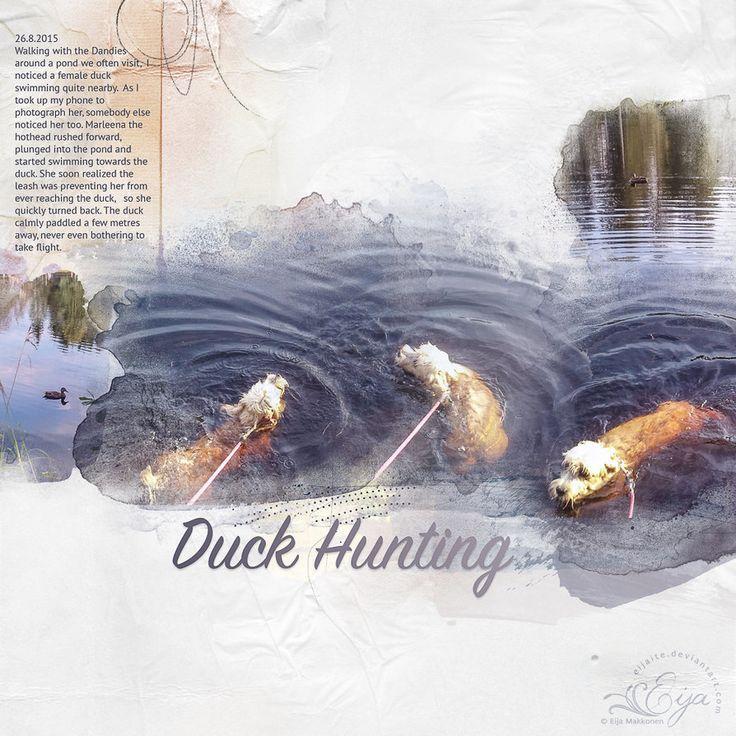 Duck Hunting by Eijaite.deviantart.com on @DeviantArt