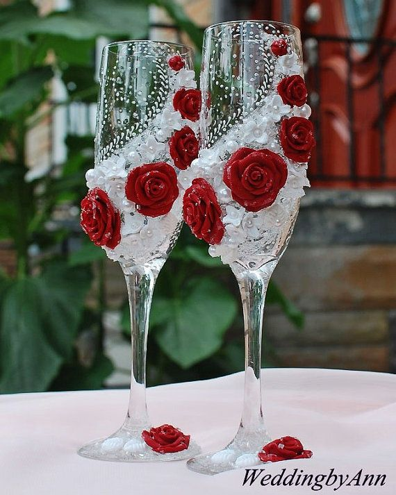 Best 20 Red And White Weddings Ideas On Pinterest