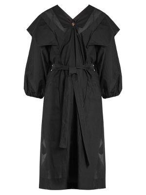 Berta striped cotton-blend dress   Vivienne Westwood Anglomania   MATCHESFASHION.COM