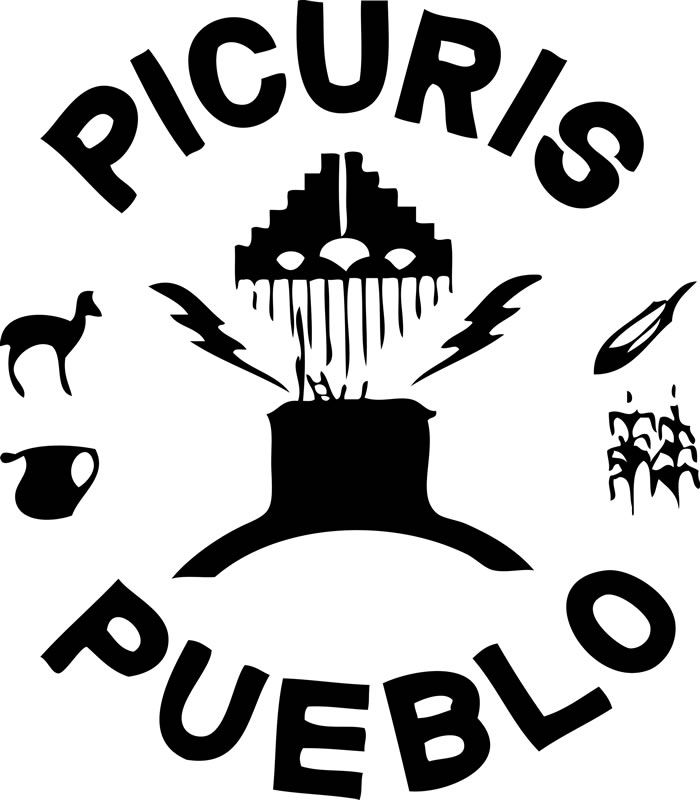 """The Pueblo of the Picuris is a federally recognized tribe, whose headquarters is in Peñasco, New Mexico. Their own name for their pueblo is Pinguiltha, meaning """"mountain warrior place"""" or """"mountain pass place."""" They speak the Picuris language, a dialect of the Northern Tiwa language, part of the Tanoan language family."""