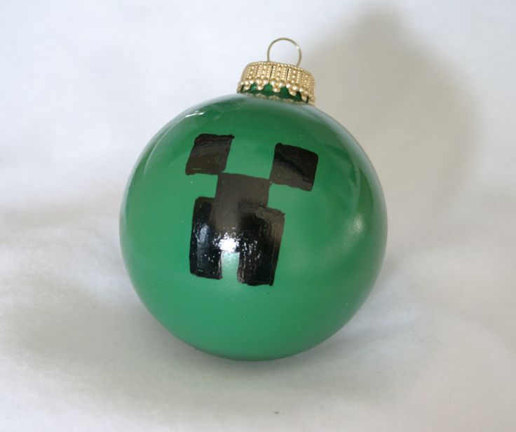 Minecraft Creeper Christmas