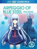 Arpeggio of Blue Steel: Ars Nova [Blu-ray/DVD] [3 Discs]