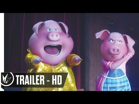 Sing Official Trailer #4 (2016) Reese Witherspoon, Matthew McConaughey --Regal Cinemas [HD] - YouTube