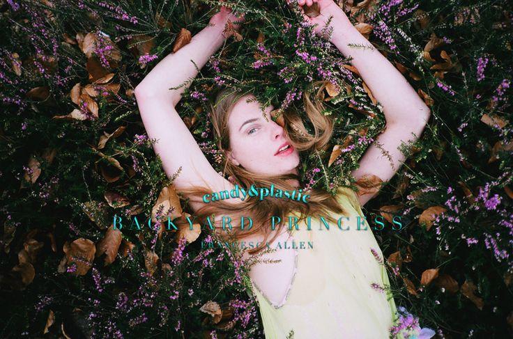 Francesca Allen for CANDY&PLASTIC