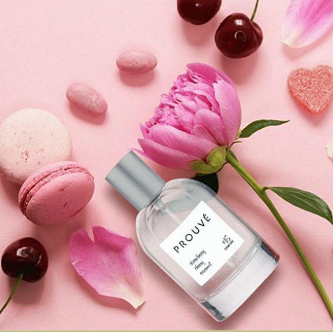 PROUVÉ #5 női parfüm -CHANEL - Chance szerű illat: Mindig, amikor előveszed ezt a púderes-vaníliás illatot,  a szád magától húzódik mosolyra. Könnyednek és frissnek  érzed tőle magad.