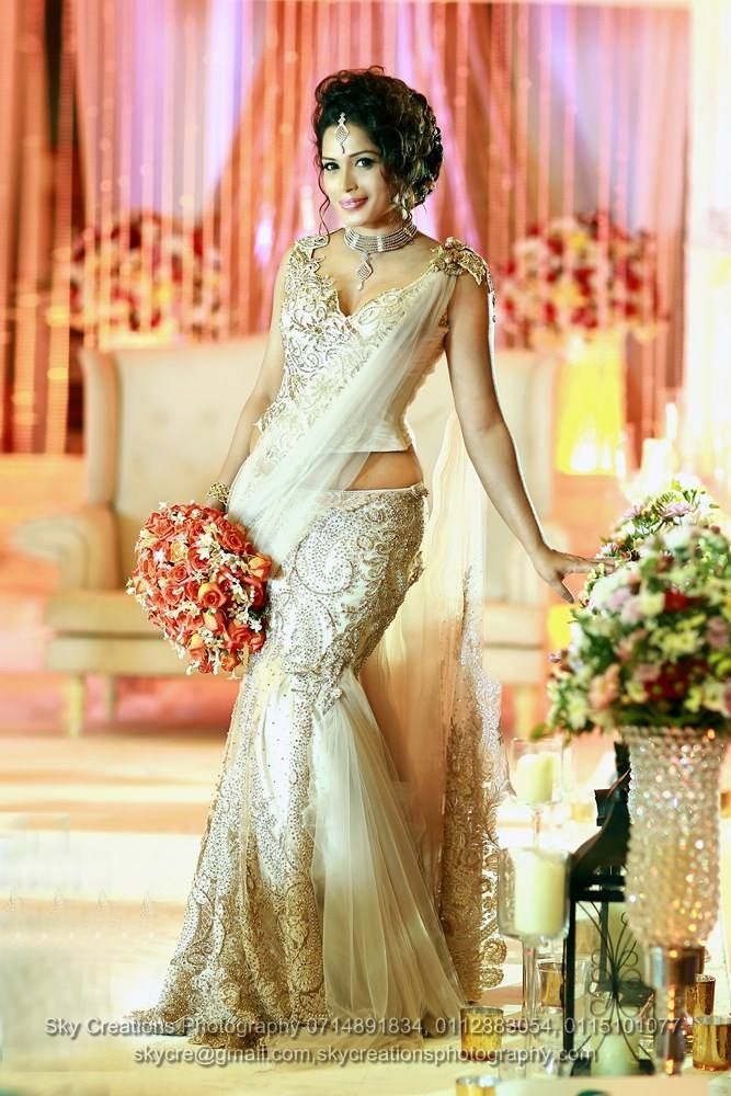 Sri Lankan fashion | Sri Lankan Weddings | Pinterest