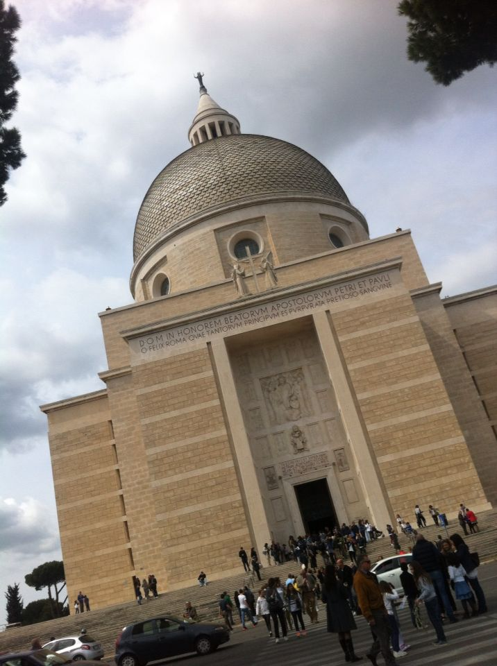 Roma. Basilica di San Paolo