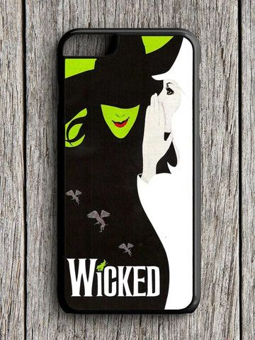 A New Musical Wicked iPhone 6 Case