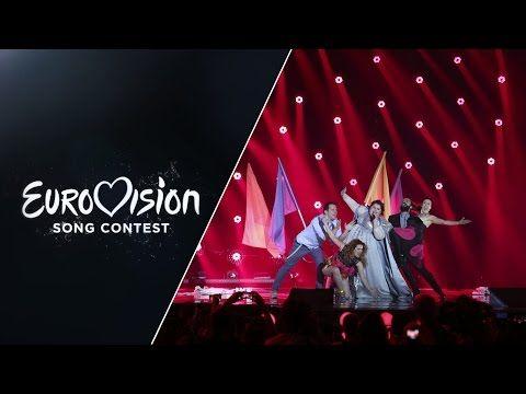 Bojana Stamenov - Beauty Never Lies (Serbia) - LIVE at Eurovision 2015 Grand Final - YouTube