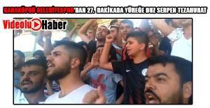 Maçın 27. Dakikasında öyle bir tezahürat yaptılar ki… #Şanlıurfaspor