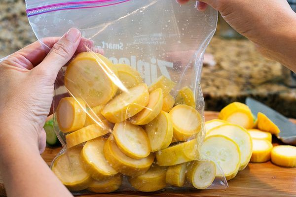 If you're like many gardeners, your yellow squash plants produce so prolifically between July and September that you can't use the delicious vegetables quickly enough. Freezing is one of the simplest ways of preserving yellow squash, and you can enjoy the flavor of the nutritious squash in your favorite soups and casseroles long into the depths of...