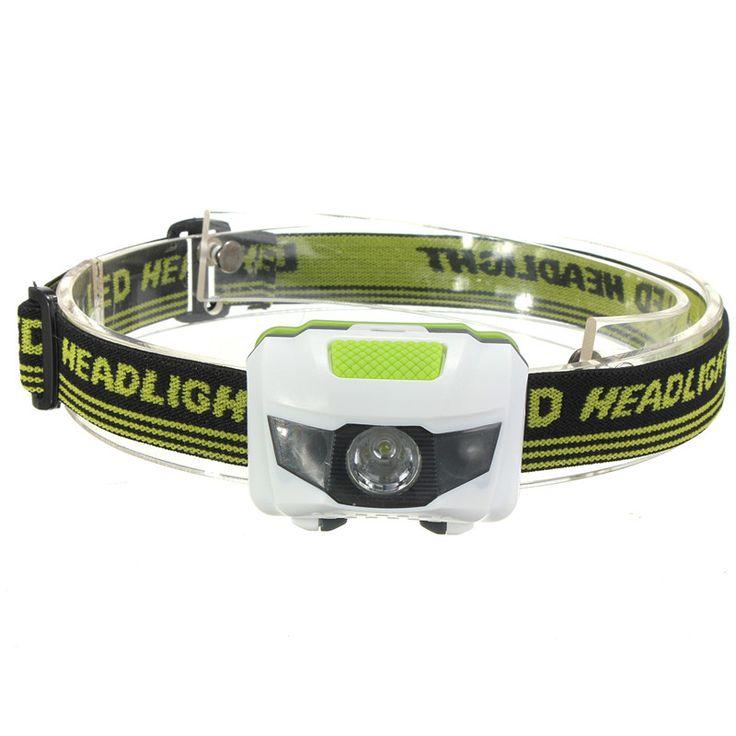 Mini Waterproof 600Lm 4 Modes R3+2 LED Headlight 3xAAA Headlamp bike bicycle light with Headband //Price: $7.95 & FREE Shipping //     #hashtag3
