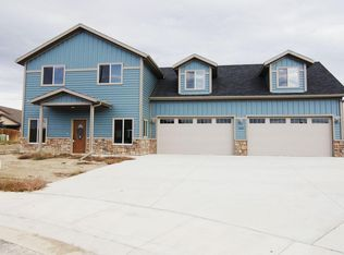 View 53 photos of this $329,999, 3 bed, 3.0 bath, 2850 sqft new construction single family home located at 2603 Three Brothers Cp, Gillette, WY 82718 built in 2016. MLS # 16-769.