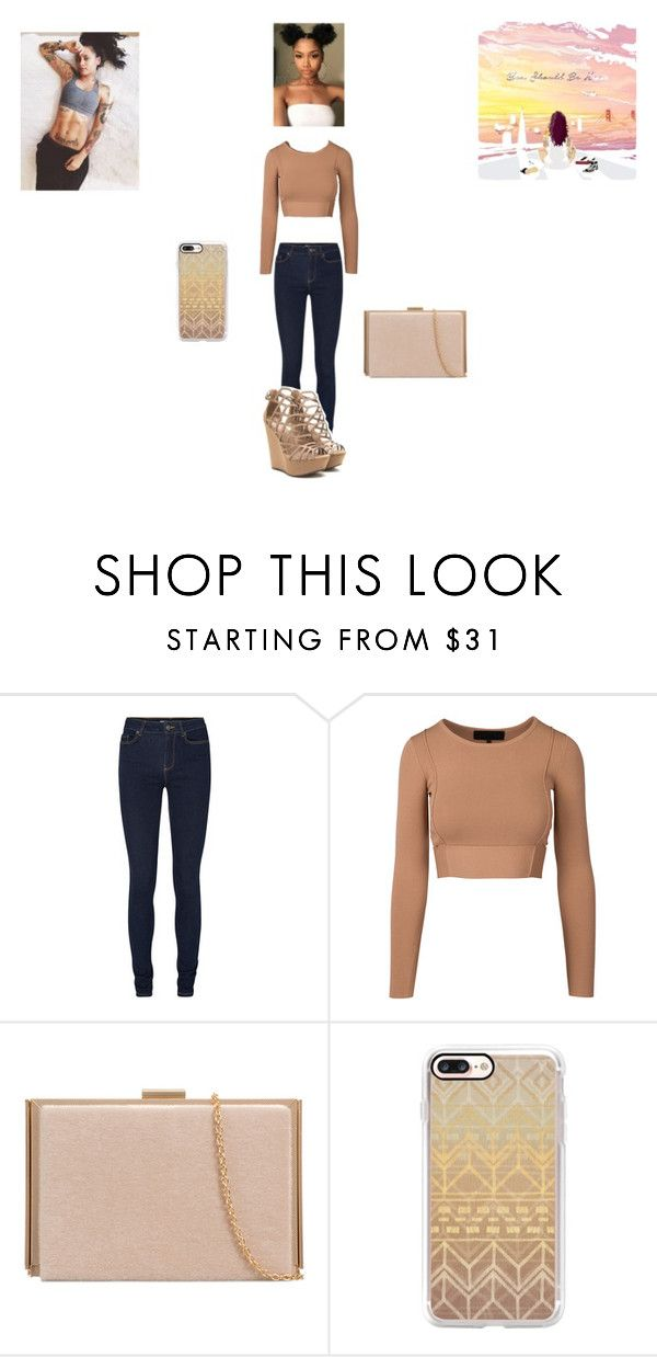 """Kehlani Concert"" by quaneshajones ❤ liked on Polyvore featuring Casetify"
