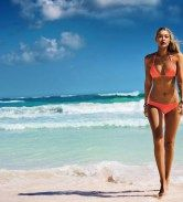 Gigi Hadid Hits the Beach for Seafolly 2015/2016 Campaign