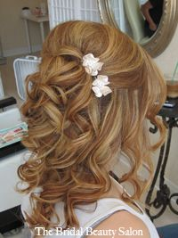 bridal hairstyles wedding hair DBBridalStyle