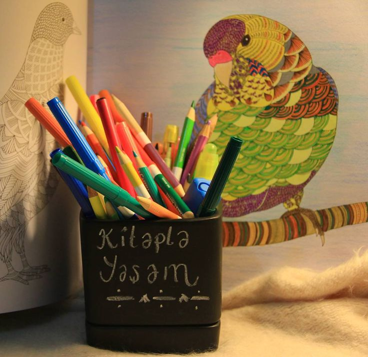 🌻🌺🌸Boyama kitapları çocukluğumuzda kalmadı, onları yaşamınıza alın tekrar. Hem dinlendirici bir hobi hem renkli bir dünya... Bu konuda başarılı bulduğum boyama kitapları: Esrarengiz Bahçe, Gizemli Orman ve Hayvan Krallığı. Bi deneyin derim 😊 . . . #boyama #painting #hayvankrallığı #colorful #pencils #bird #hobi #rengarenk #rengin #kitaplar #goodnight #kitapyorumu #kitaplık #bookstagram #booklover #milliemarotta #kitaplayasam