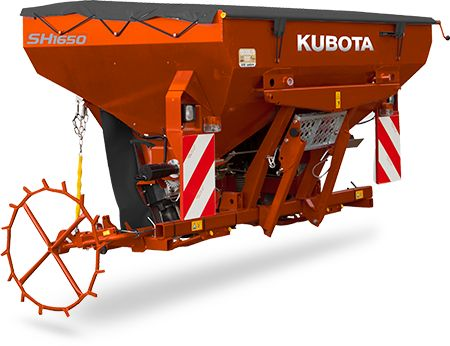 The Kubota SH Series is more flexible than conventional seed drills. It can be used for both conventional and precision seeding. Know more at http://www.whitestractors.com.au/seeding-equipment.html #kubotaseeddrill