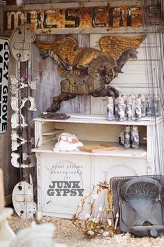 junk gypsy decorating ideas | Junk Gypsy