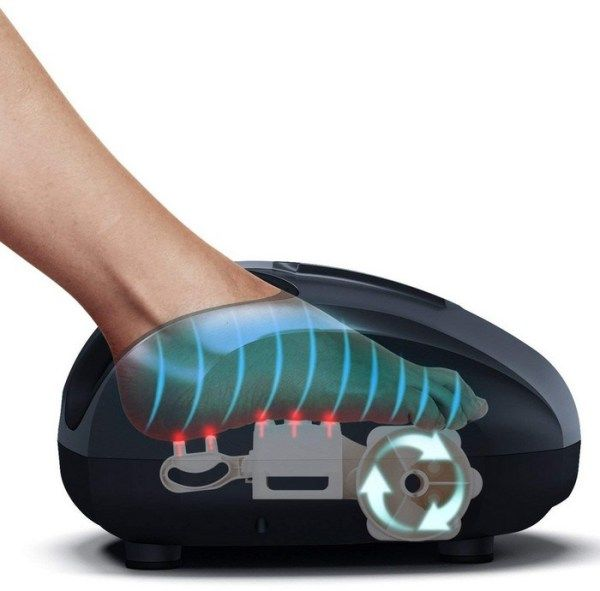 Foot Massage Therapy Miko Shiatsu Foot Massager Reviews Best