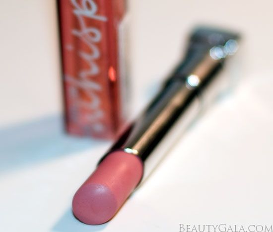 Maybelline+Color+Whisper+Lipstick,+Photographs,+Review,++Swatches