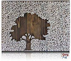 66 best string art images on pinterest spikes thread art and how to make state string art using embroidery floss small nails craft glue and a wooden board customize this wall art to your beloved home state prinsesfo Choice Image
