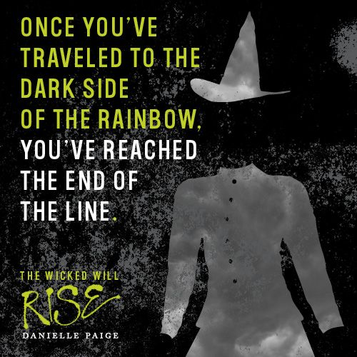 THE WICKED WILL RISE on March 31st! Read the first 6 chapters here!
