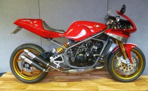 Yamaha RD 350 YPVS Cagiva Mito Special Ohlins