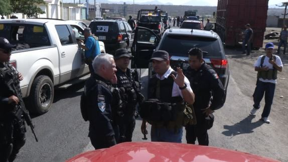 The Autodefensas of Michoacan say they are very close to catching the leaders of the Knights Templar Cartel