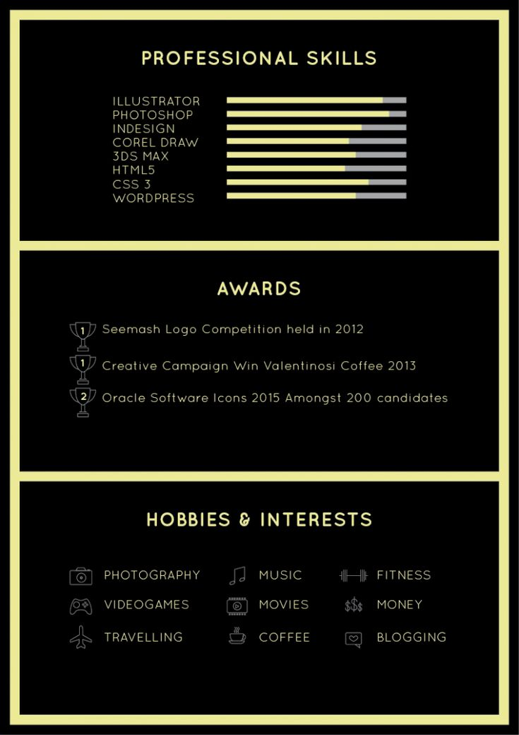 17 best ideas about cv design template on pinterest