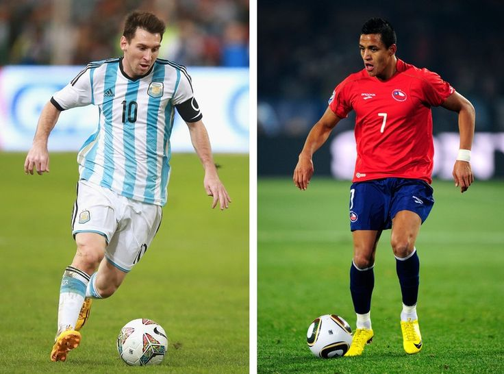Argentina vs Chile IST Time in India