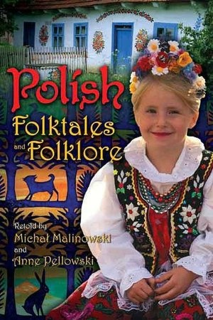 Polish Folktales and Folklore  - so thrilled that I got to meet one of the authors and have my copy signed - in Polish!  Wonderful information about my cultural heritage and some fascinating stories I want to learn to tell