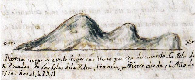Isla De San Borondón