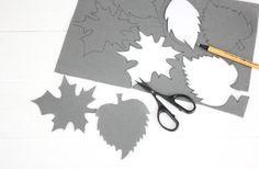 Wenn�s schnell gehen soll: Ruckizucki DIY Herbstdeko by http://titatoni.blogspot.de/