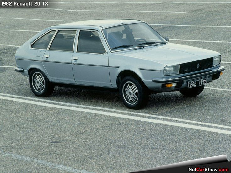 Renault 20, one of my all-time favourites