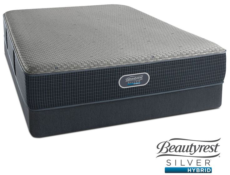 Gulf Shores Luxury Firm King Mattress And Split Low-Profile Foundation Set