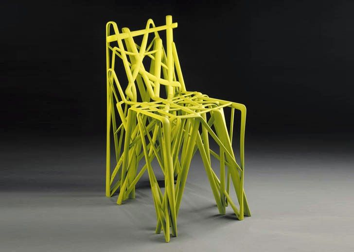 Awesome The Stedelijk Museum In Amsterdam Has Acquired The Worldu0027s First Item Of  Furniture In One Single Piece.