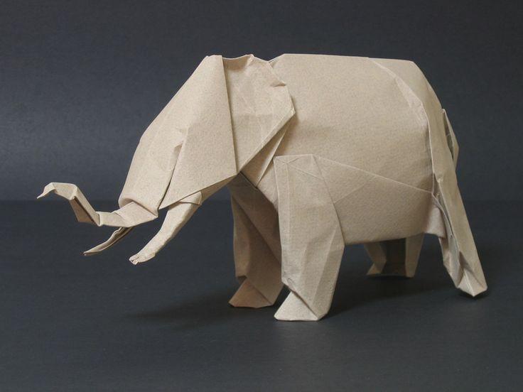 elephant origami - Bing images