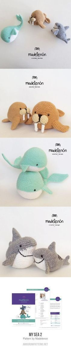My Sea 2 Amigurumi Pattern