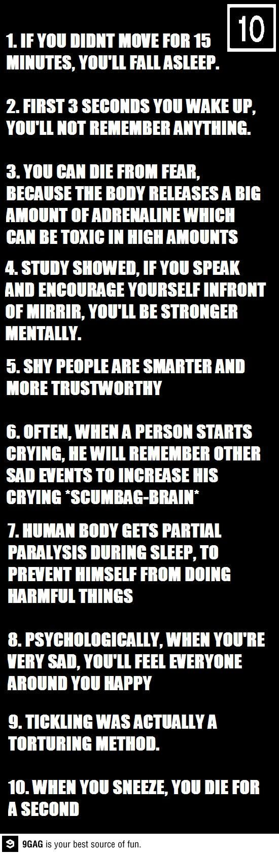 So cool - the last one made me giggle! Wtf is wrong with me