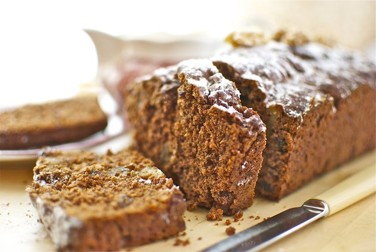 Chocolate and walnut bread (Thermomix)