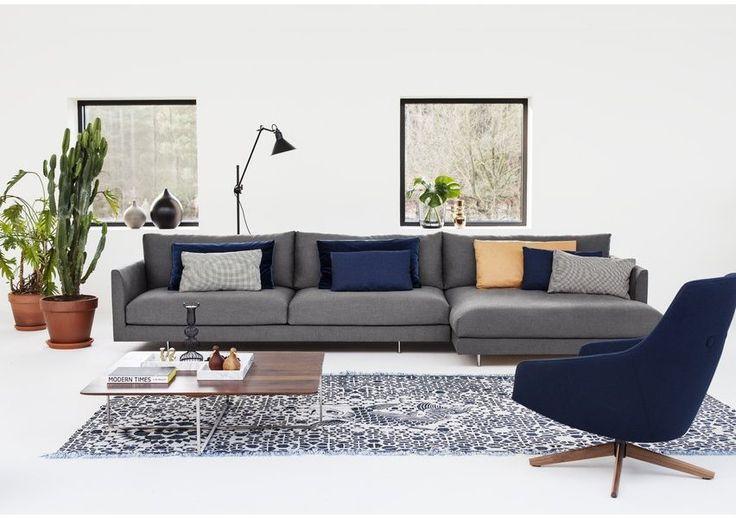 Woontrend Hollandse Glorie   Zitbank Axel XL   Eijerkamp #montis #interieur #woonideeën #interieurtrends